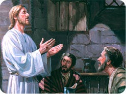 5. Eternal life comes from knowing Jesus (John 17:3). How was Jesus known to His disciples?