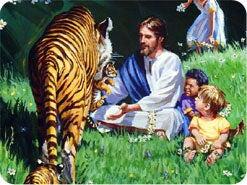 16. Ceux qui iront au paradis, tueront-ils et mangeront-ils des animaux ?