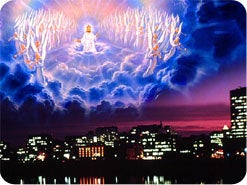 20. Jesus is coming in the clouds very soon. Will you plan now to be ready to meet Him?