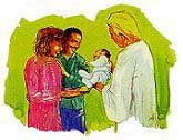 Little babies taken from their parents by death will be returned to them at Jesus' second coming.