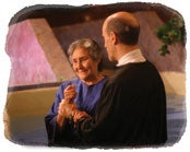 God is pleased with people who are baptized by immersion.  Is He pleased with your baptism?