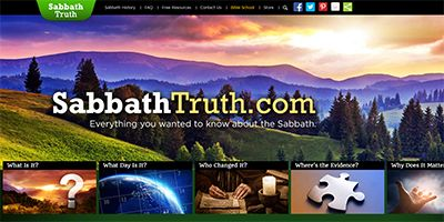 Visit SabbathTruth.com