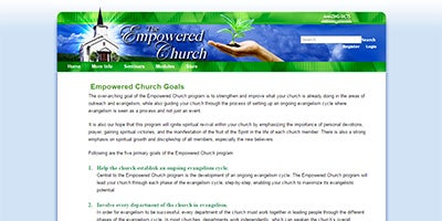 Visit EmpoweredChurch.com