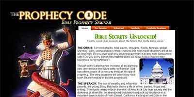 Visit ProphecyCode.com