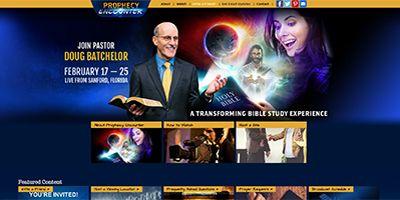 Visit ProphecyEncounter.com