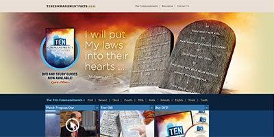 Visit TenCommandmentFacts.com