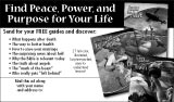 Bible Study Guide Newspaper Ad