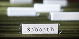 Document Library - Sabbath Document Library