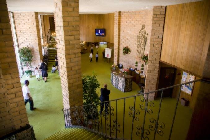 Sac Central Lobby