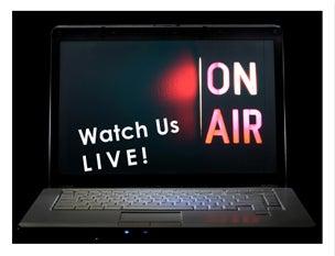 Watch live stream image