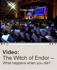 Watch the Witch of Endor