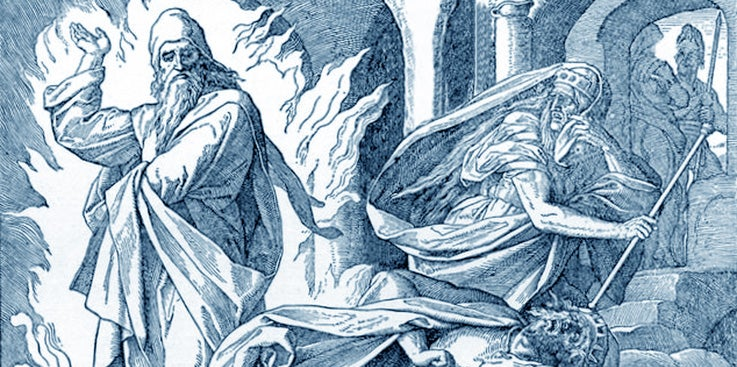 Did the Witch of Endor Show Samuel to Saul?