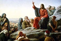 En Busca de la Paz que Falta - The Sermon on the Mount - Carl Bloch
