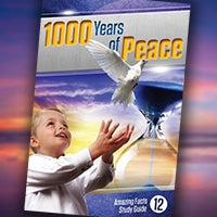 1,000 Years of Peace - Paper or PDF Download