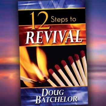 Twelve Steps to Revival - Paperback or Digital PDF