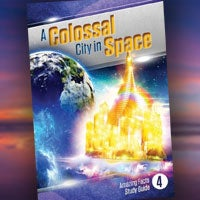 A Colossal City in Space - Paper or Digital Download