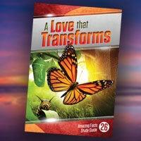 A Love that Transforms - Paper or Digital PDF