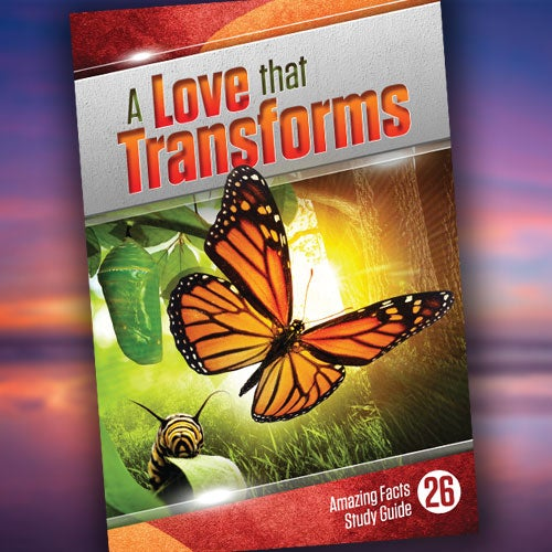 A Love that Transforms - Paper or Digital PDF