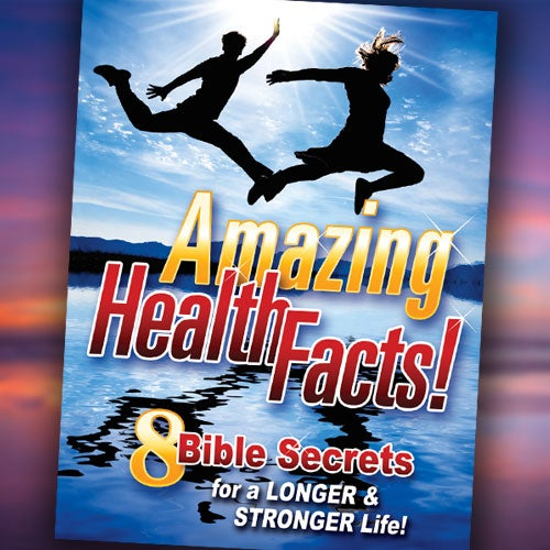 Amazing Health Facts Magazine - Paper or Digital Download