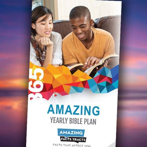 365 Amazing Annual Bible-Reading Plan
