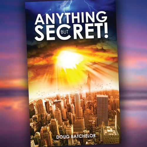Anything but Secret - Paperback or Digital (PDF)