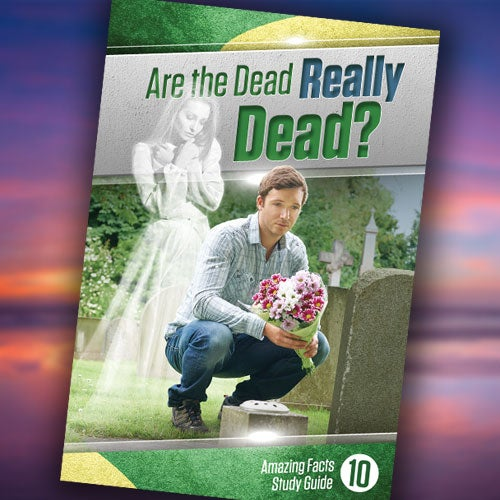 Are the Dead Really Dead? - Paper or Digital Download