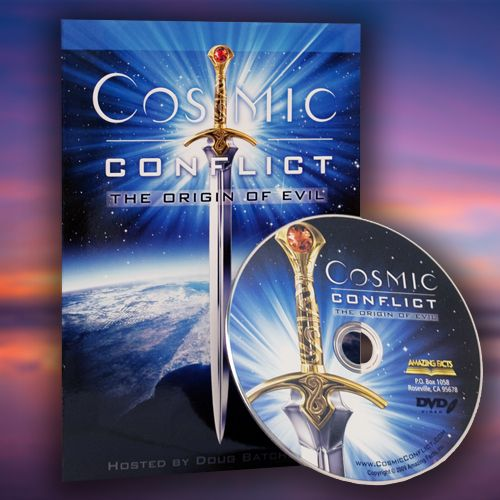 Cosmic Conflict - DVD or Digital Download