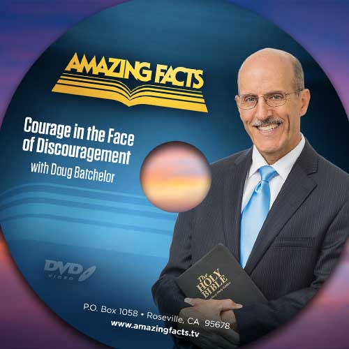 Courage, in the Face of Discouragement - DVD or Digital Download