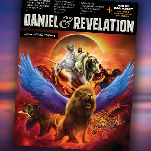 Daniel and Revelation Magazine - Paper or Digital PDF