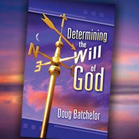 Determining the Will of God - Paper or Digital Download