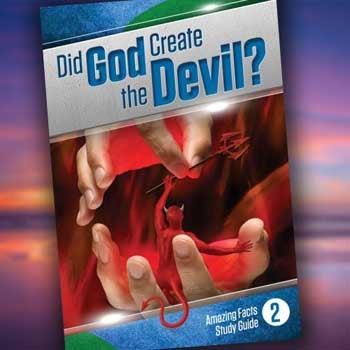 Did God Create the Devil? - Paperback or Digital (PDF)