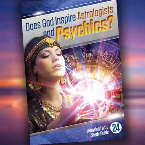 Does God Inspire Astrologists and Psychics? - Paper or Digital (PDF)