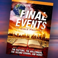 Final Events of Bible Prophecy - Paper or Digital PDF