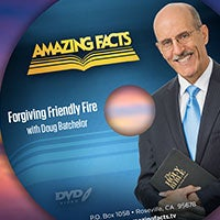Forgiving Friendly Fire - DVD or Digital Download