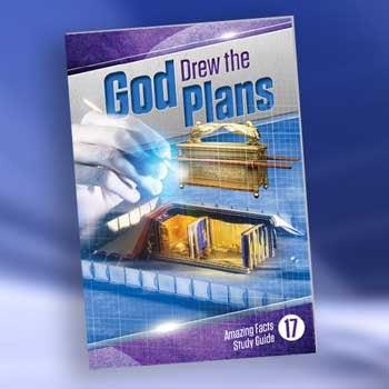 God Drew the Plans - Paper or PDF Download