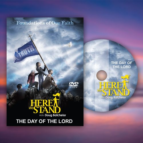 The Day of the Lord DVD or Digital Download