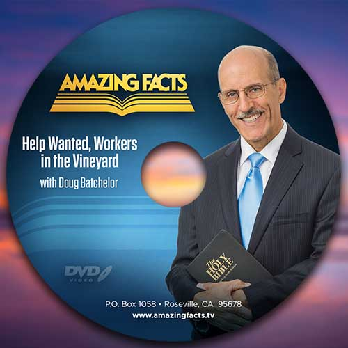 Help Wanted, Workers in the Vineyard - DVD or Digital Download