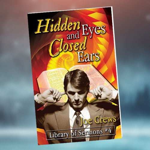 Hidden Eyes and Closed Ears - Paper or Digital Download