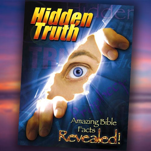 Hidden Truth - Magazine or Digital Download