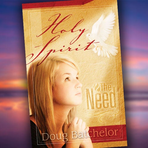 Holy Spirit: the Need - Paperback or Digital PDF