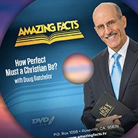 How Perfect Must a Christian Be? - DVD or Digital Download
