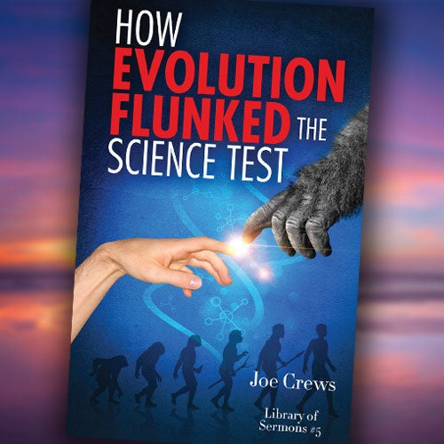 How Evolution Flunked Science Test - Paper or Digital Download