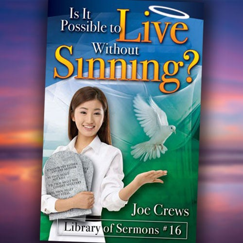 Is It Possible to Live Without Sinning? - Paper or PDF Download