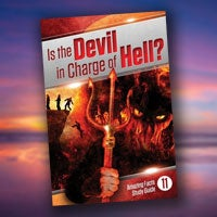Is the Devil in Charge of Hell? - Paper or PDF Download