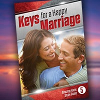 Keys for a Happy Marriage - Paper or Digital Download