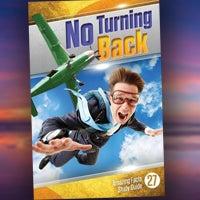 No Turning Back - Paper or Digital Download