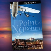 Point of No Return - Paper or Digital Download