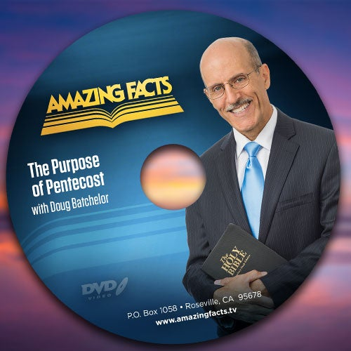 The Purpose of Pentecost - DVD or Digital Download