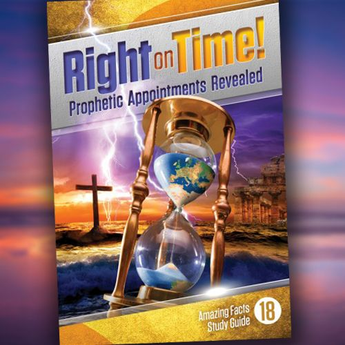 Right On Time! - Paper or Digital (PDF)