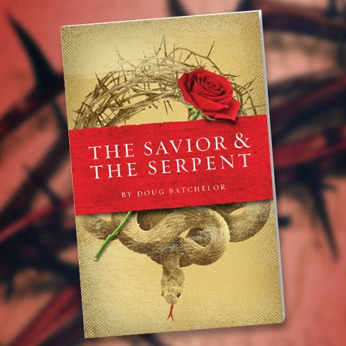 The Savior and the Serpent - Paper or Digital Download